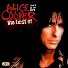 "ALICE COOPER ""SPARK IN THE DARK: THE BEST OF ALICE COOPER"" 2 CD NEUWARE"