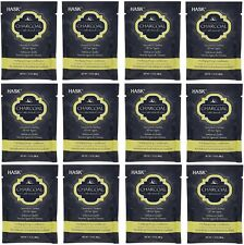 12X HASK Charcoal Purifying Deep Conditioner Packet 1.75 oz - FAST Shipping