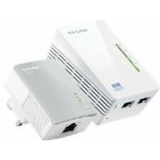 TP-LINK AV600 Powerline Networking and Wi-fi Range Extender Kit