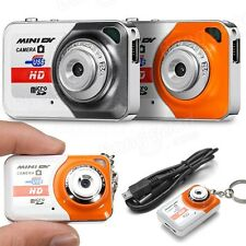 MINI VIDEO CAMERA SPIA TELECAMERA HD DIGITALE DV MICRO SPORT AUTO MOTO CASCO