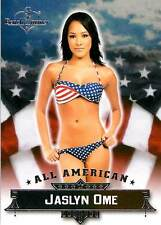 Jaslyn Ome 8 2015 Bench Warmer Signature All American