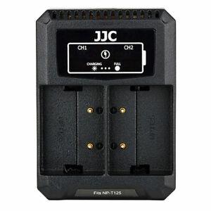 Battery Charger for Fujifilm NP-T125 GFX 50S  GFX 50R  GFX 100 VG-GFX1 Grip fuji