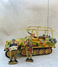 King and Country retired - WS077SL Panzer Meyer Command SdKfz.251/6 Ausf.C