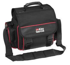 Abu Garcia Tackle Box Bag Systems, Fishing Bag with 4 Boxes Accessory Bag Bag