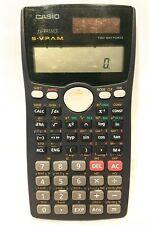 Casio fx-991ms Scientific Calculator Solar twin power w/ S - V.P.A.M