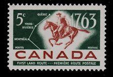 CANADA   SCOTT# 413  MNH   POSTAL SERVICE (QUEBEC, THREE RIVERS & MONTREAL)