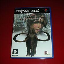 SYBERIA II  B. SOKAL  PS2 / PLAYSTATION 2   PAL . NUEVO Y NUNCA JUGADO !!