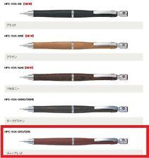 "【 Pilot  】"" S20 "" ( Deep Red , 0.5mm ) Mechanical Pencil   JAPAN Wood grain Cool"