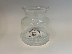 Haller / Saffire kerosene heater glass, NOS