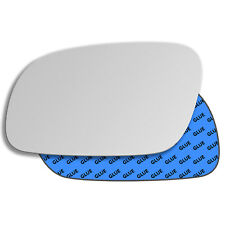 Right Driver Side Wide Angle Mirror Glass for Renault Espace 2003-2011 0231RAS