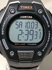 TIMEX IRONMAN CLASSIC 30 NEW T 5K821 JT. 7530448549917