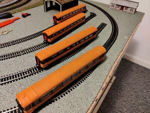 Irish Rail Models CIE 00 Gauge Hornby Repaints to Murphy Model Style