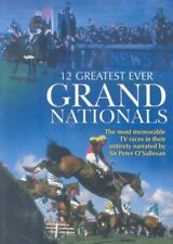 12 Greatest ever Grand Nationals (New DVD) National Hunt Jump Racing Horse