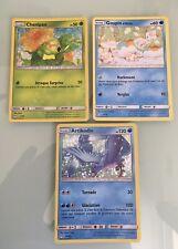 French Issue - Genuine Pokemon Card Bundle x 3 - McDonalds Promos