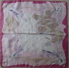 -Superbe foulard BALENCIAGA soie TBEG vintage scarf  76 x 76 cm