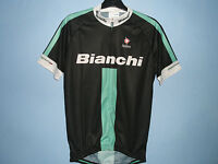 BIANCHI REPARTO CORSE SHORT SLEEVE JERSEY-Black
