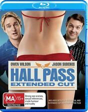 Hall Pass (Blu-ray, 2011) all regions extended cut