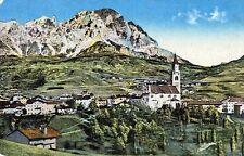 """"""" CORTINA D'AMPEZZO ( BL ) : Panorama """"   Viaggiata  Anno 1947"""