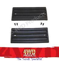 'Soft Top' Pillar Sash/Cover SET - Suzuki Sierra 1.0/1.3 Maruti 1.0 Drover 1.3