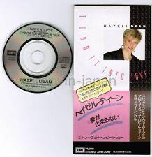 "HAZELL DEAN Turn It Into Love JAPAN 3"" CD XP10-2047 Snapped/Folded KYLIE MINOGUE"