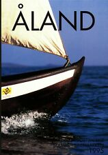 Aland Finland 1995 Year set complete including booklet in official folder. MNH