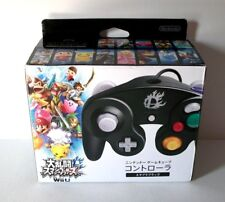 Official Nintendo Super Smash Bros GameCube Controller In Box OEM Wii U Japan
