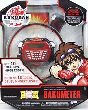 Bakugan BAKUMETER Electronic Costume Accessory Wrist Band Strap Toy NEW 2010