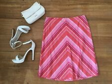 SPORTSGIRL Skirt Size 10 S M Work Casual Clubbing Festival Party Hot Pink Boho