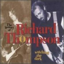 RICHARD THOMPSON Watching The Dark The History 3 CD RARE OOP RM