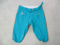 Nike Miami Dolphins Pants Size 44 Green Football Team Issue Game Worn Used B31