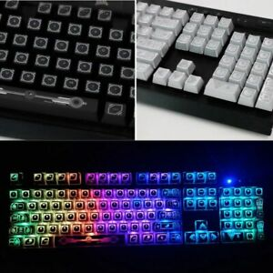 ROG Plague Style ABS Keycaps for All Corsair Layout K70 K65 K95 Keyboard 104 Key