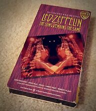 Led Zeppelin The Song Remains the Same (1987, Warner Bros.) Rare Vhs