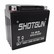 YTX14-BS Rechargeable ATV Battery for SUZUKI LT-A400F KingQuad 400CC Up to 2017