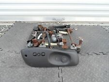 1998-2003 Dodge Dakota Driver LH Power Seat Track With Switch 45 Degree Mount