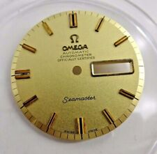 Original Vintage Omega Seamaster Chronometer Yellow cal 751 dial 29,mm (Z333 )