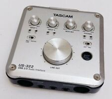 Tascam US-322 Digital Recording Interface