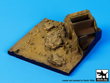 Blackdog Models 1/35 DESTROYED KUBELWAGEN Resin Display Base