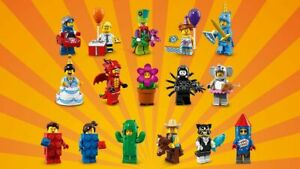 Lego Collectable Minifigure Series 18 71021 - Blind Bag or Choose Your Figure