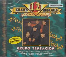 Grupo Tentacion 12 Kilates Musicales  CD New Nuevo Sealed