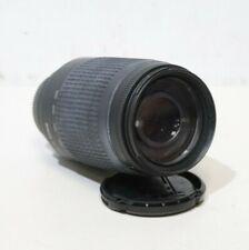 Nikon AF NIKKOR 70-300mm 1:4-5.6 G Telephoto Lens With Lens Cap -232