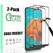 2-Pack For LG K51/LG Reflect/LG Q51 Full Cover Tempered Glass Screen Protector