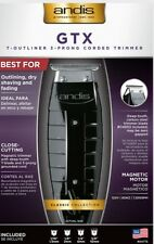ANDIS GTX T-OUTLINER ® T-BLADE  CLOSE CUTTING TRIMMER, #04775, UPC, 040102047756