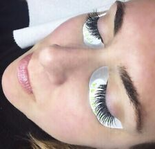 Lash Map Stickers~ Lined Eyelash Extension Vinyl Film, No gel Pad, Mapping Lines