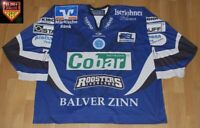 Iserlohn Roosters * 08/09 * No. 74 * Norm Maracle * home/blue * moderate wear *
