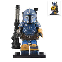 Paz Vizla - Star Wars Mandalorian Lego Moc Minifigure Gift For Kids