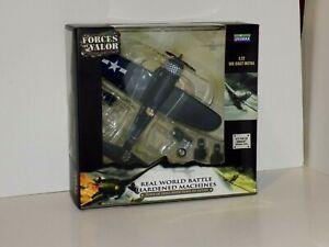 F4U Corsaire Usmc VMF-312 Blanc 530 Japon 1945 FORCES OF VALOR 85528 1:72