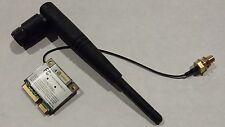 (1x) HP Wireless N  Atheros Card & WIFI Antenna  T5740e Thin Client  - Lot Avail