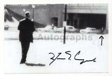 James Tague - JKF Assassination Victim - Signed 4x6 Photograph