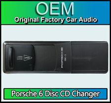 Porsche Boxster 986 CDC-3 changer + cartridge, Becker 6 Disc changer 99364513000