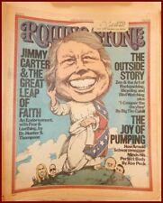 (ROLLING STONE MAGAZINE JIMMY CARTER JUNE 3, 1976